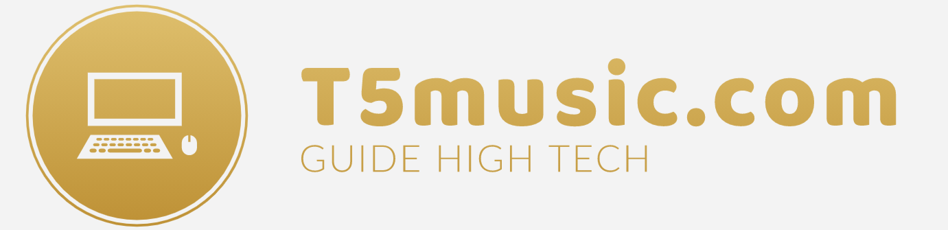 T5music.com Blog High Tech